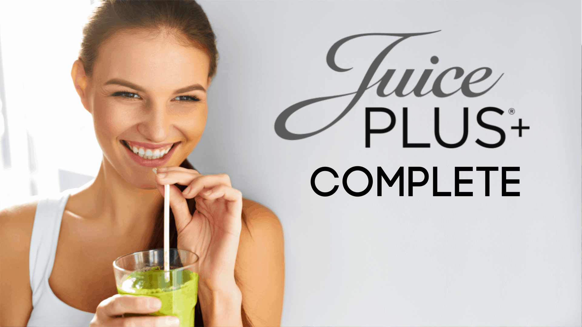 Juice Plus+ Complete Brochure Image